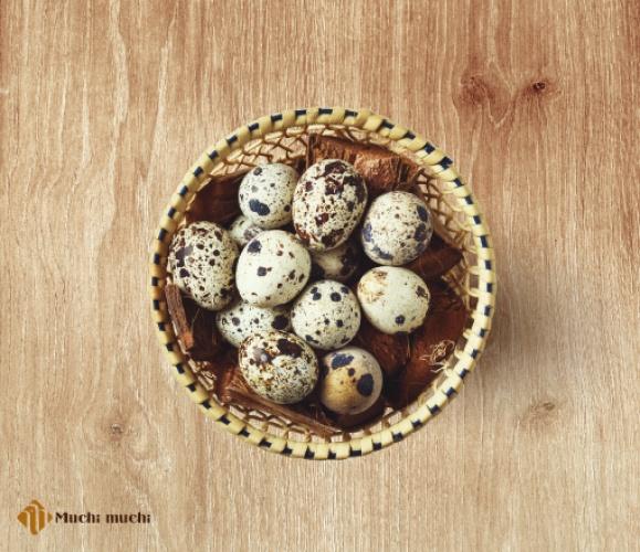 生鮮鵪鶉蛋