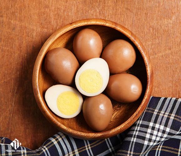 茶香一口蛋