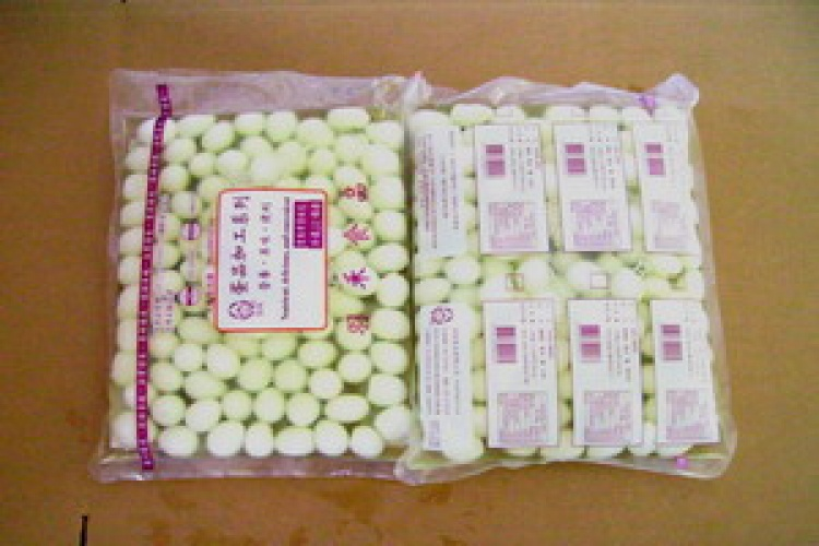Boiled quail eggs-100PCS