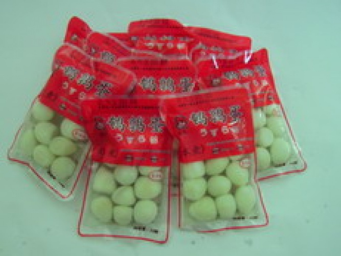 Boiled quail eggs-12PCS